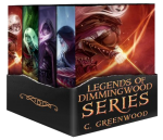 Legends of Dimmingwood Series: Books 1-4