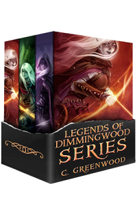 Legends of Dimmingwood Series: Book 1-3